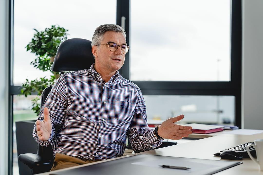 Christoph Bildstein | REMONDIS Geschäftsführer