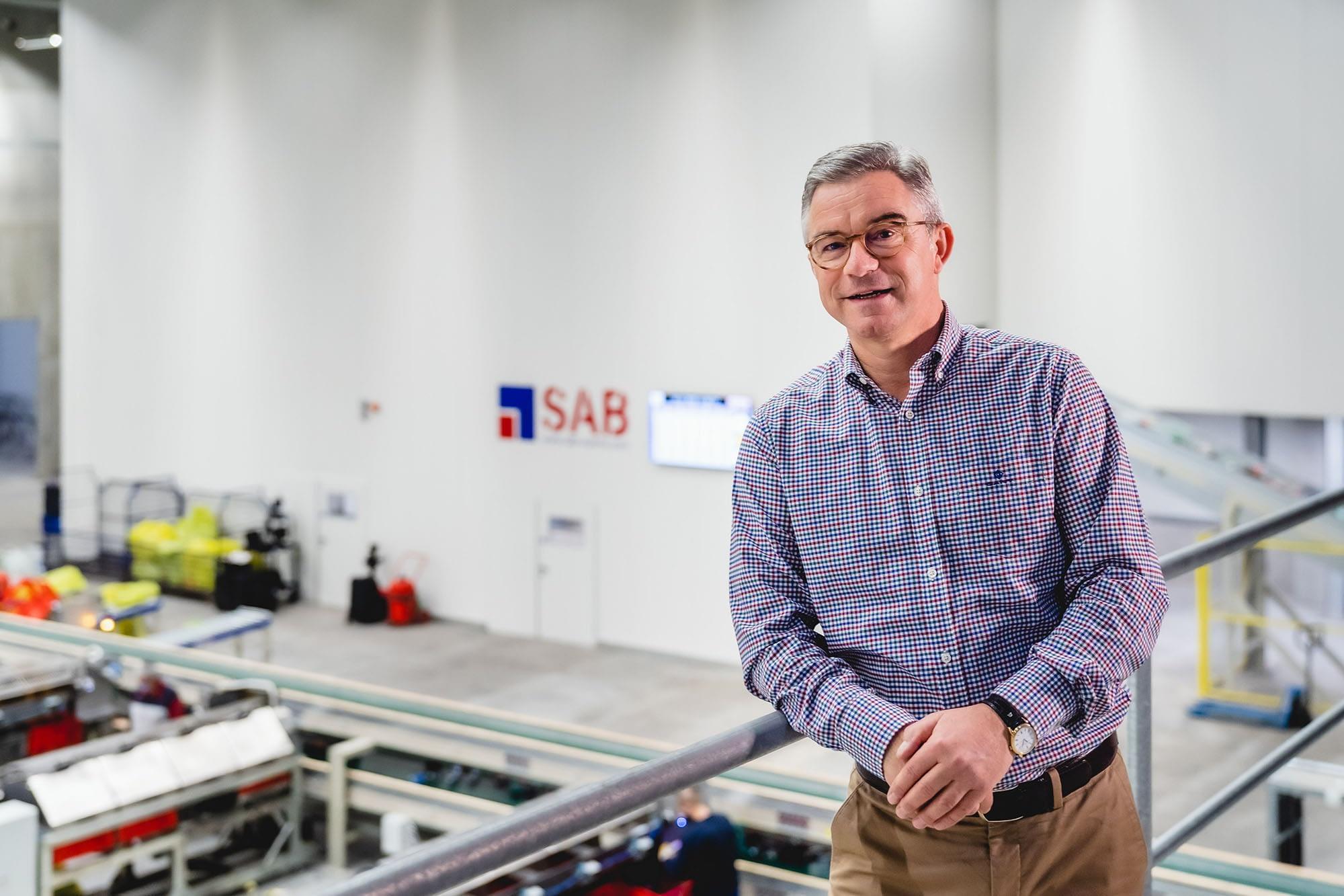 REMONDIS Geschäftsführer der Recycling-Sparte - Christoph Bildstein