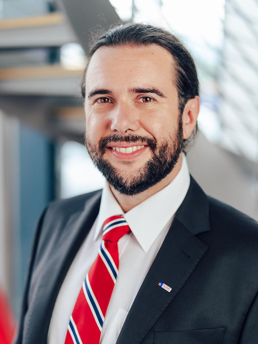 Ing. Martin Aldrian